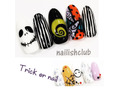 「Trick or nail!」キャンペーン