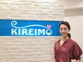 松原汐織さんがKIREIMOにご来店くださいました♪