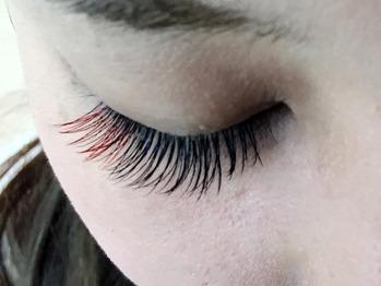 お客様eyelash design♪