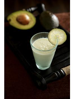 【2回Drinkサービス!生アボカドバナナ人気です♪】_20150124_1