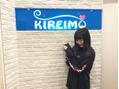 新谷真由さんがKIREIMOにご来店くださいました♪