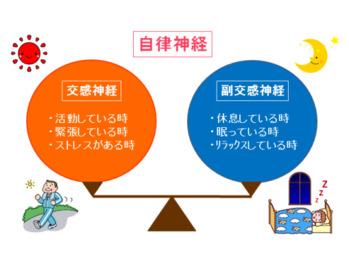 頑張る人のお悩み【自律神経】_20191115_2