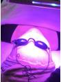 ★フェイスマスク&LEDライトでお肌艶々★