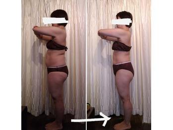 筋膜リリース痩身コースの結果_20210525_4