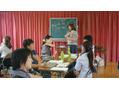松山市立 坂本幼稚園でセルフマッサージ教室