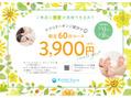 ≪3900円!サンキュー価格≫期間限定キャンペーン^^