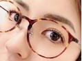 メガネ越しの・・・*+。+*