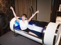 水素浴カプセル専門サロン エイミー 銀座店(Aimy GINZA)水素の効果★楽観的になると老化スピードが緩やかに♪