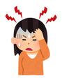 頭痛・偏頭痛の緩和に(^^♪
