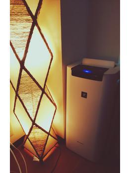 ウイルス対策で高機能の空気清浄機を導入致しました!_20200918_1