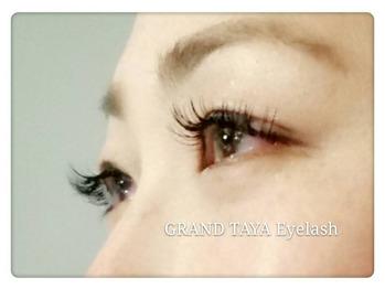 eyelashの良さを感じる季節
