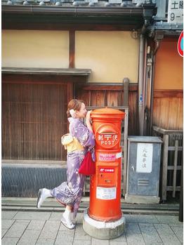 二人で京都へ行ってきましたよ♪_20181129_1