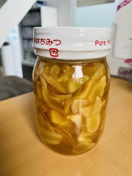 生姜蜂蜜、入荷しました!_20201202_1