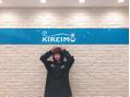 安田乙葉さんがKIREIMOにご来店くださいました♪
