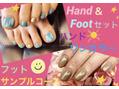 【Hand】ワンカラー&【Foot】サンプル☆キャンペーン