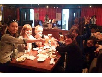 歓迎会☆_20131010_1