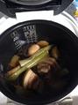 炊飯器でお料理♪