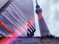 世界一背が高い建物へ♪