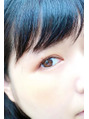 ☆黒髪にも合うカラーエクステ☆