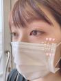 アプレ 本店(apres nail & eyelash)カラーエクステ☆