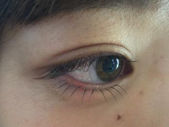 お客様eyelash design