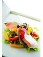 ダイエットレシピ♪減塩 鮭の野菜鍋蒸し