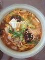 キムチ鍋( ^ω^ )