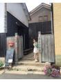 坂本麻子さんがKIREIMOにご来店くださいました♪