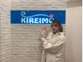 よしかわなみさんがKIREIMOにご来店くださいました♪