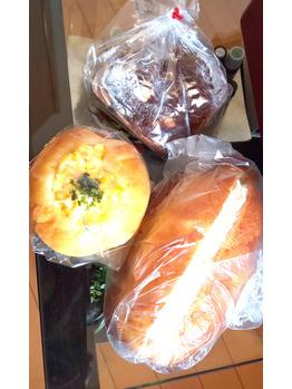 重なる不運と、幸せのパン屋さんと、3種のハーブティ_20190313_1