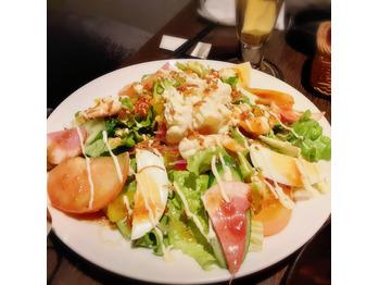 お料理の美味しいbar( *´艸`)_20200120_1