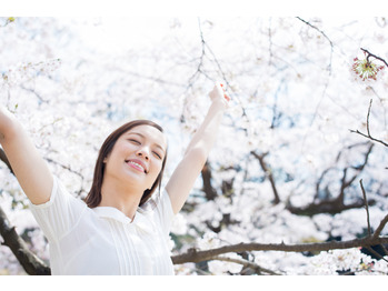 ≪息吹の春≫呼吸サポート専用オーガニックアロマ60分_20170313_3