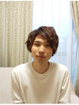 ☆☆お待たせしました!☆メンズ小顔デビュー☆☆☆_20190420_3