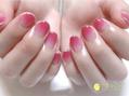 混色*ピンク
