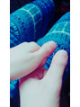 指圧向きの指