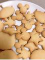 ☆ クッキー作り ☆