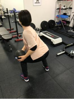 30代女性・股関節症のリハビリとトレーニング_20210312_1