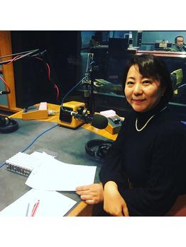 SELENEの紹介でラジオに_20171129_2