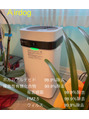 新しい空気清浄機と感染予防対策