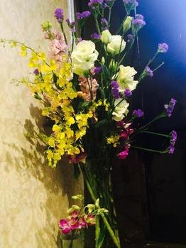 お花の香りに包まれて♪_20151212_1