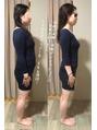 【マイナス10.2kg達成】女性らしい曲線美スタイルに2
