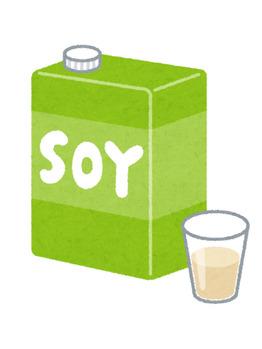 【豆乳のダイエット効果♪】_20210820_1
