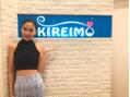 ソンイさんがKIREIMOにご来店くださいました♪