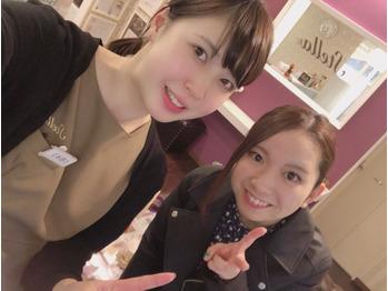 お客様とパシャリ☆_20181025_1