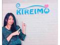 中岡 龍子さんがKIREIMOにご来店くださいました♪