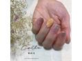 カラ ネイル(calla nail)陶器柄ネイル♪
