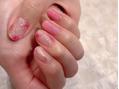 桜ネイル2