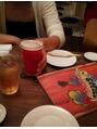 ビールがうまい~