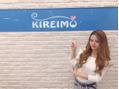 hazukiさんがKIREIMOにご来店くださいました♪
