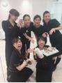 ★☆5月のスタッフの誕生日☆★